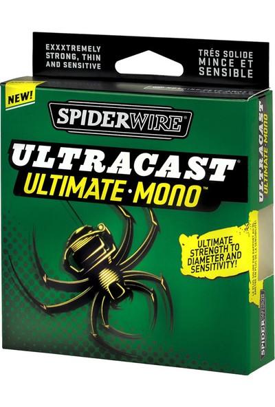 Spiderwire Ultracst Ultimate Mono 0,38 Mm 300 M / Kahverengi