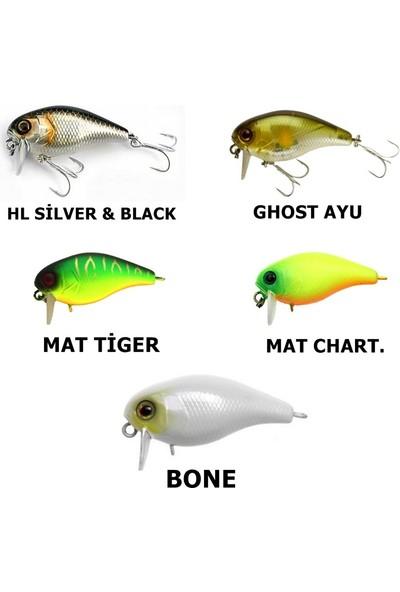 Jackall Chubby Ssr Maket Balık Ghost Ayu