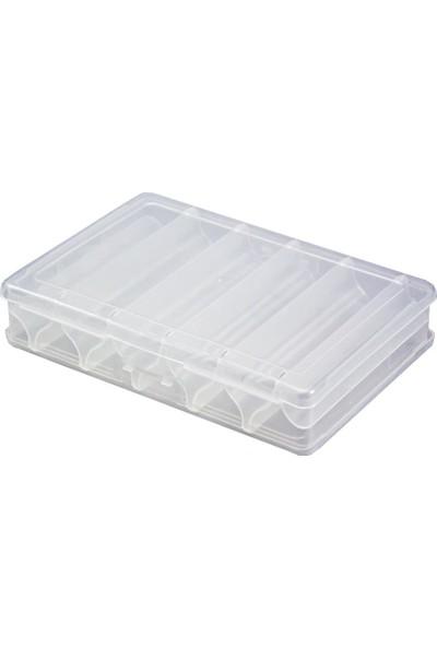 Plastilys Sf 358-5 Plastik Kutu
