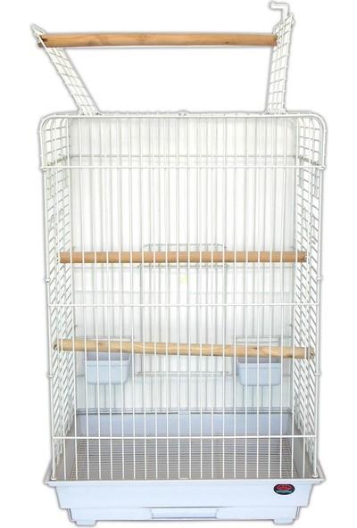 Dayang Papağan Kafesi Orta Boy 52X 41,5X 78,5