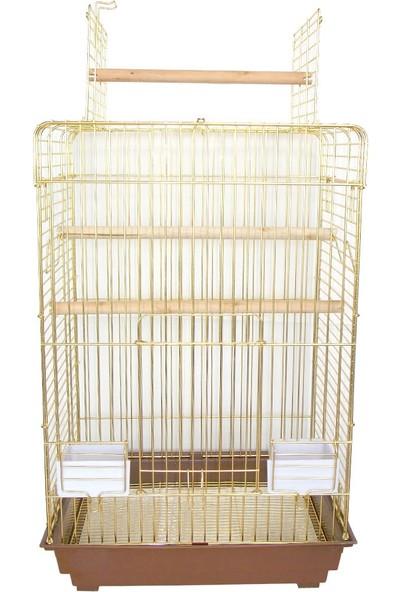 Dayang Papağan Kafesi 52 X 41 X 78
