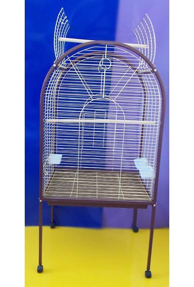 Dayang Papağan Eğitim Kafesi Ayaklı 78X60X156