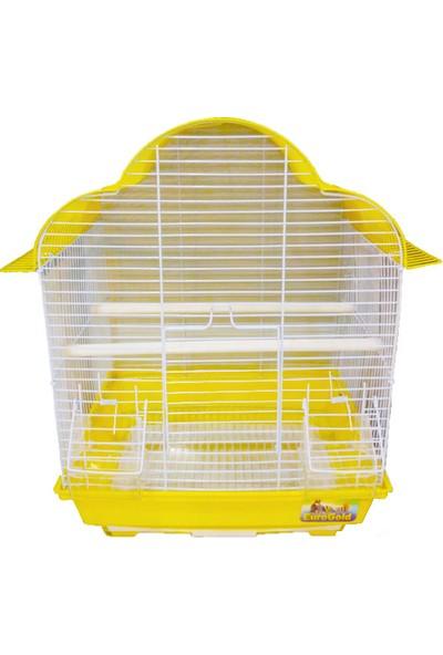 Qh Pet Cage Kafes Renkli 30X23X40 (10)