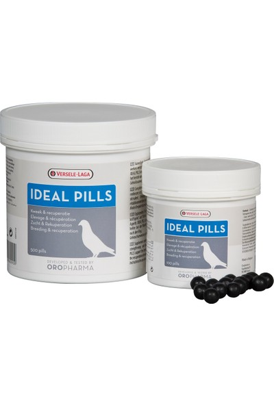 Versele-Laga Oropharma İdeal Pills Güv(Kondisyon Hapı)500 Lü