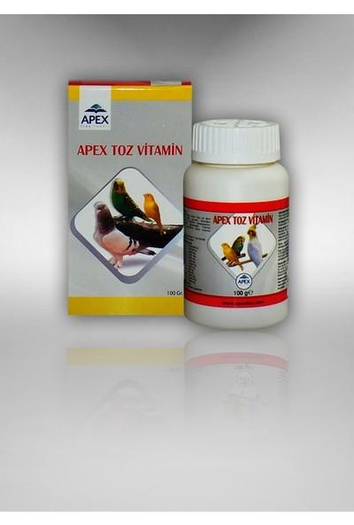 Apex Toz Vitamin(Kuş Toz Vitamin)100 G