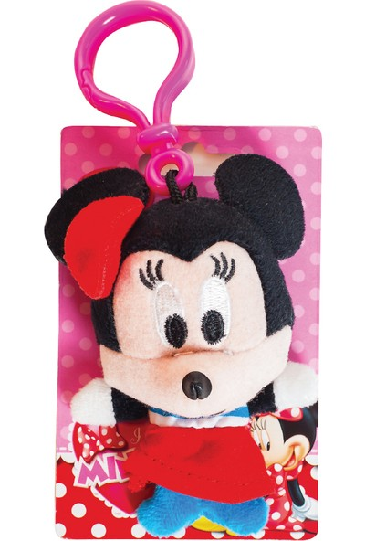 Disney Lisanslı I Love Minnie Anahtarlık Denizci 10 Cm