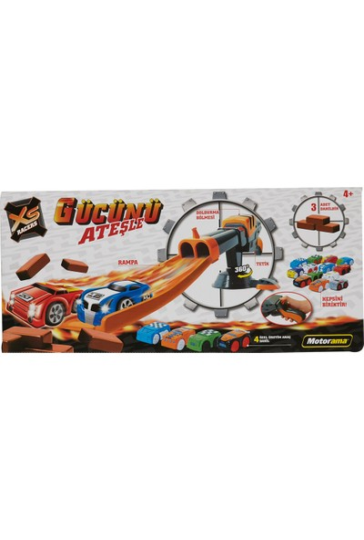 Xs Racer Power Launcher