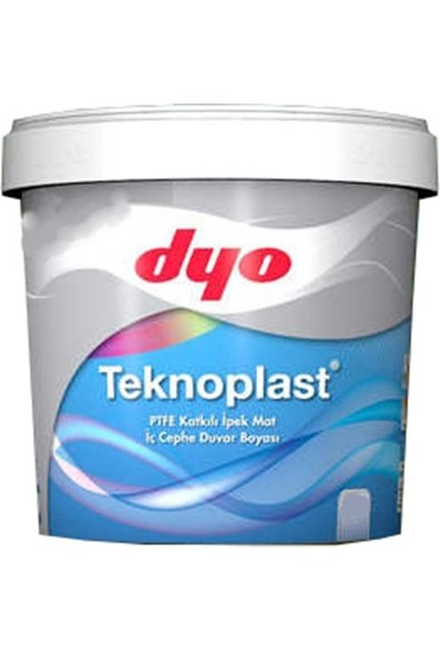 Dyo Teknoplast İç Cephe 2,5 Lt Alacatı