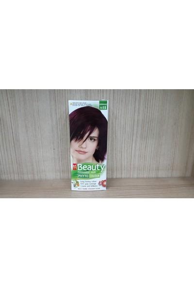 Mm Beauty Bitkisel Saç Boyası Kızıl Kestane M15