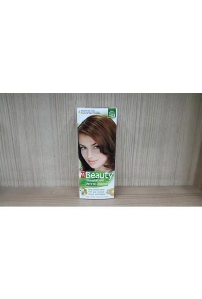 Mm Beauty Bitkisel Saç Boyası Koyu Kumral M05