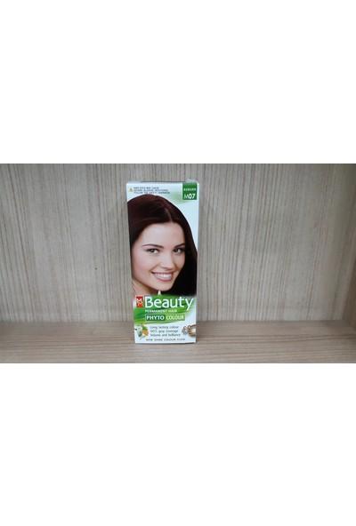 Mm Beauty Bitkisel Saç Boyası Renk Kestane M07
