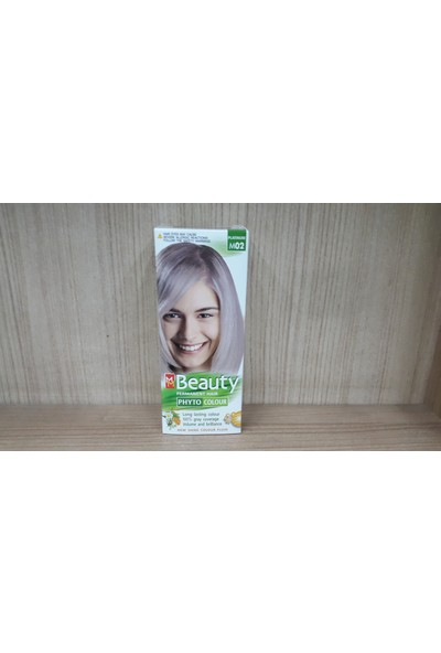 Mm Beauty Bitkisel Saç Boyası Renk Platin M02