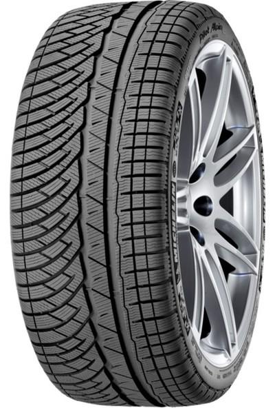 Michelin 255/45 R19 Tl 100 V Pılot Alpın Pa4 N1 Grnx Bınek Kış Lastik 2016