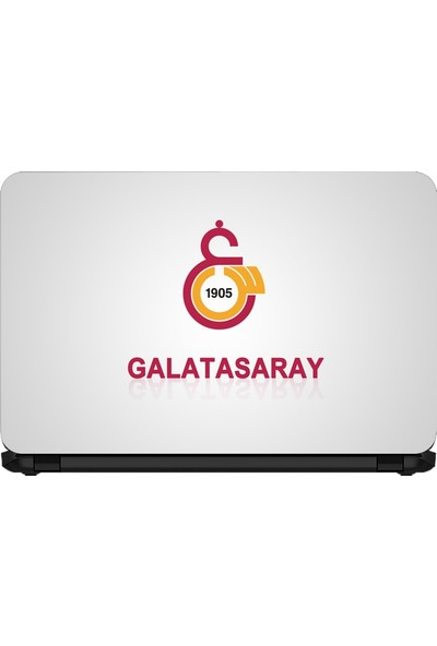 15.6 INC Notebook Sticker Galatasaray Arma