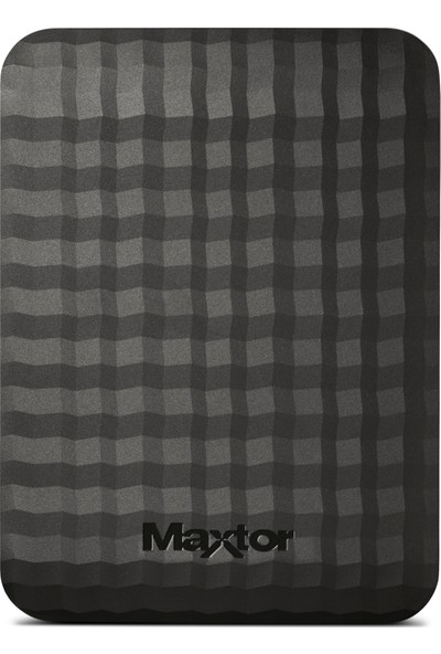 """Maxtor M3 500GB 2.5"""" USB 3.0 Taşınabilir Disk STSHX-M500TCBM"""