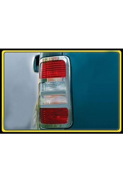 Omsa 7520101 VW CADDY Stop Çerçevesi 2003 - 2014 Arası 2 Parça