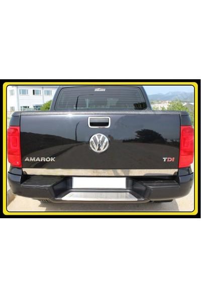 Omsa 7535093 VW AMAROK Arka Tampon Eşiği 2010 ve Sonrası