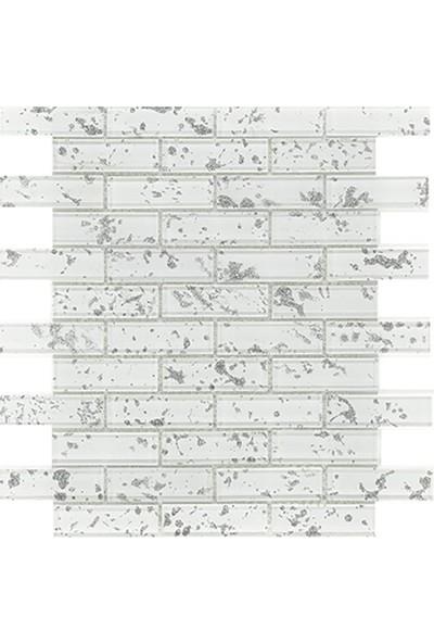 Mossaıca Cam Mozaık Fbh 4702 ( 1 M2)