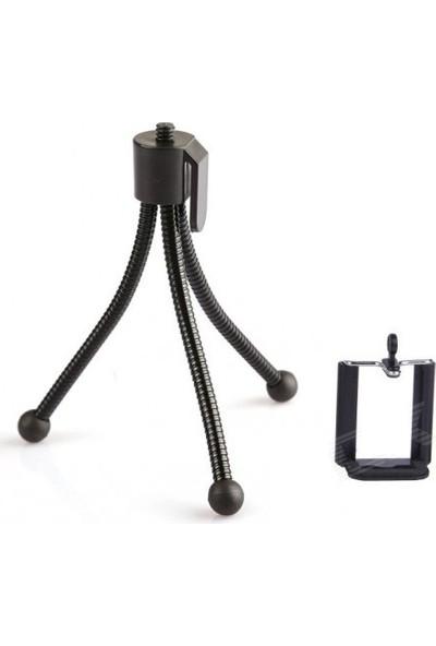 Pratik Mini Telefon Kamera Tripodu