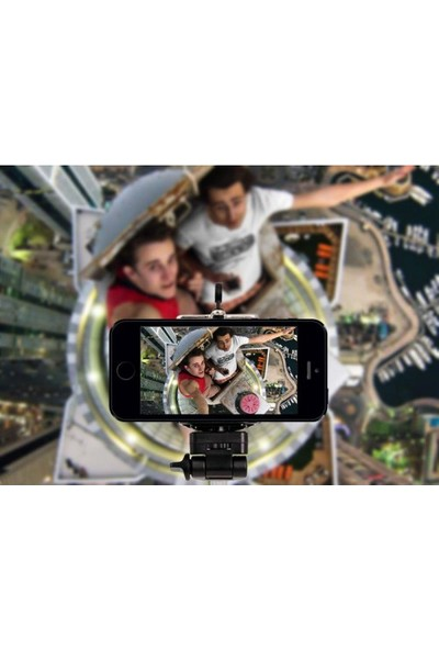 Original Boutique Monopod Selfie Çubuğu (Özçekim Çubuğu)