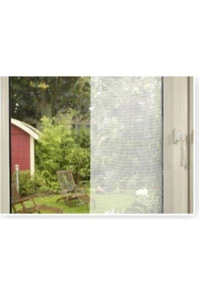 Pratik Pencere Sinekliği Çift Kanat (130 X 150 Cm)