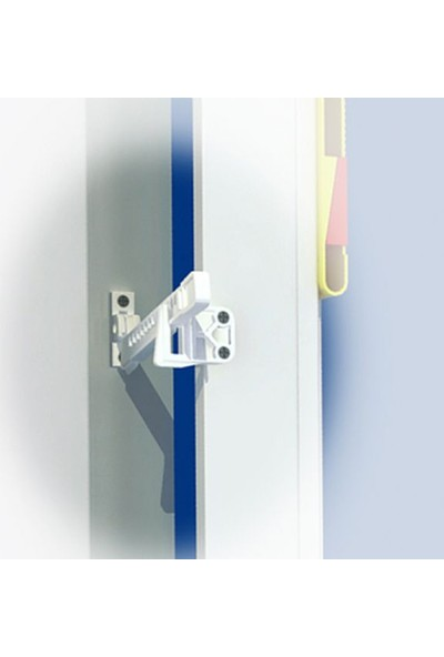 Pratik Pro Ayarlı Pvc Pencere Havalandırma Kolu
