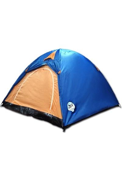 Original Boutique 4 Kişilik Kolay Kurulumlu Kamp Çadırı