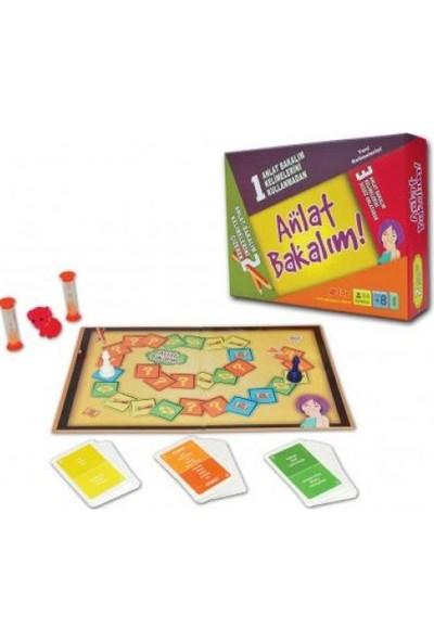Hobi Eğitim Dünyası Anlat Bakalım Kelime Anlatma Oyunu