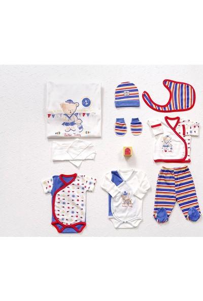 Apolena Yeni Doğan Bebek Takımı 10 Parça 910-E001/1