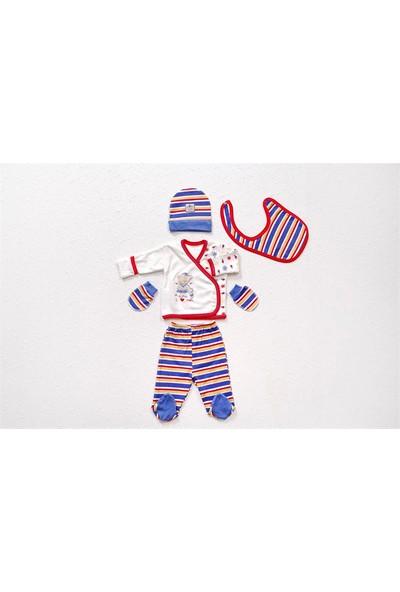 Apolena Yeni Doğan Bebek Takımı 5 Parça 911-E001/1