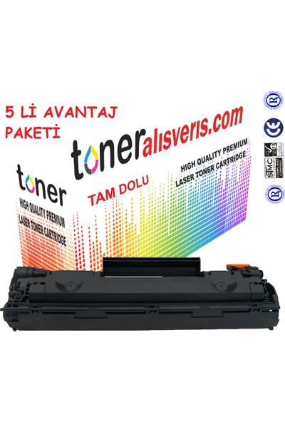 Paintter Hp Cf 283A 2Li Paket İtPaintteral Muadil Toner / M201, M125, M225, M129