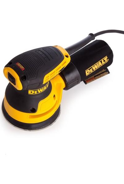 Dewalt DWE6423-QS 280W 125mm Profesyonel Eksantrik Zımpara