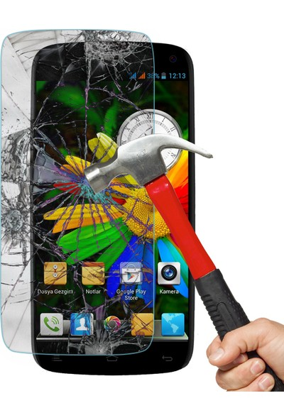 CaseUp General Mobile Discovery CaseUp Ekran Koruyucu