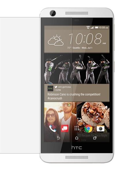 CaseUp HTC Desire 626 CaseUp Şeffaf Ekran Koruyucu