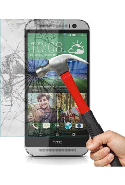 CaseUp HTC One M8 CaseUp Ekran Koruyucu