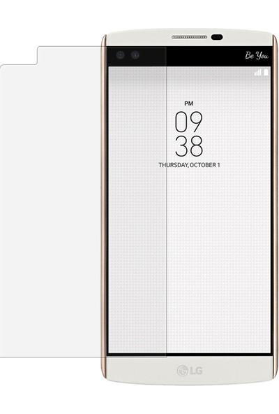 CaseUp LG V10 CaseUp Şeffaf Ekran Koruyucu