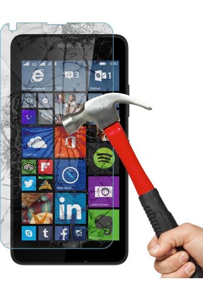 CaseUp Microsoft Lumia 640 CaseUp Ekran Koruyucu