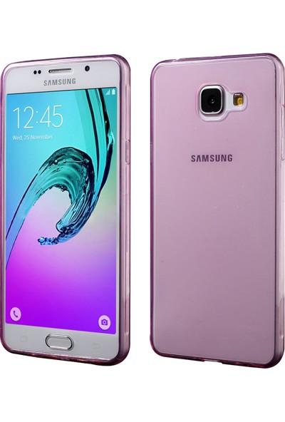 CaseUp Samsung Galaxy A7 2016 Kılıf İnce Silikon Cam