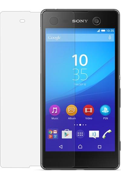 CaseUp Sony Xperia M5 CaseUp Şeffaf Ekran Koruyucu