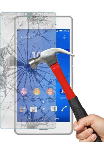 CaseUp Sony Xperia Z3 CaseUp Ekran Koruyucu