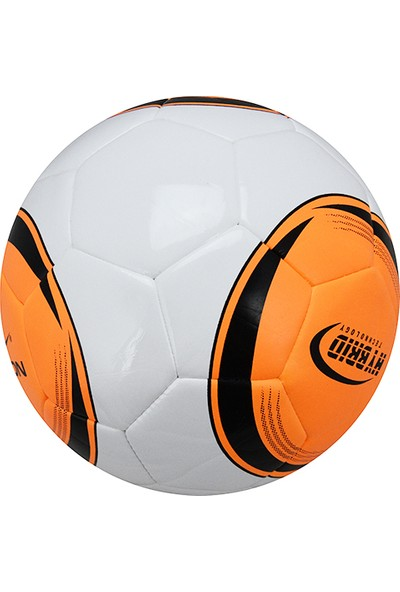 Tryon Hybrid Dikişli 5 No Futbol Topu Turuncu