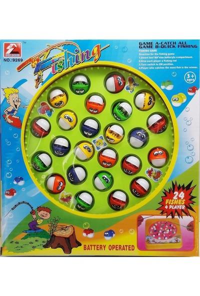 Pasifik Pilli Balık Yakalama Oyunu - 9269