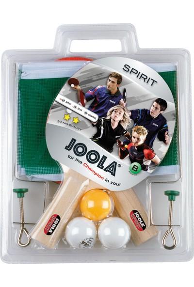 Joola Royal Spirit Masa Tenisi Raket Seti 2 Raket + 3 Top + 1 File