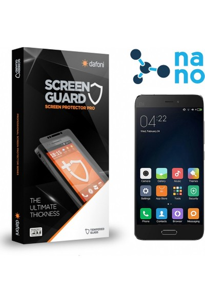 Dafoni Xiaomi Mi 5 Nano Glass Premium Cam Ekran Koruyucu