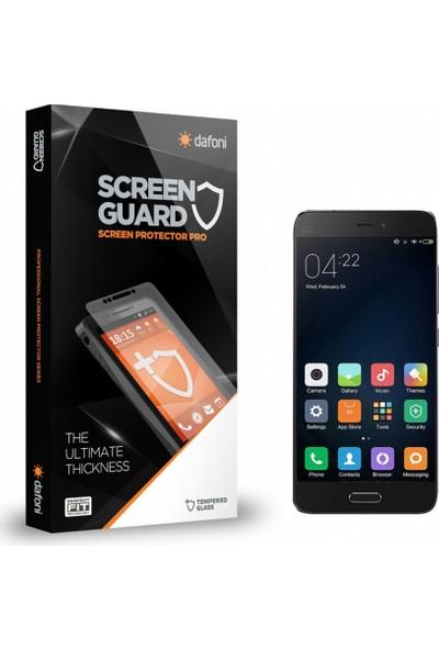 Dafoni Xiaomi Mi 5 Tempered Glass Premium Cam Ekran Koruyucu