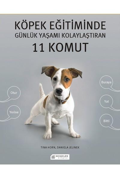Köpek Eğitiminde Günlük Yaşamı Kolaylaştıran 11 Komut - Daniela Jelinek