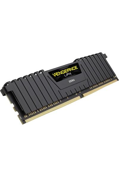 Corsair Vengeance Siyah 16GB(2x8GB) 2400MHz DDR4 Ram (BC-CMK16GX4M2A2400C16)