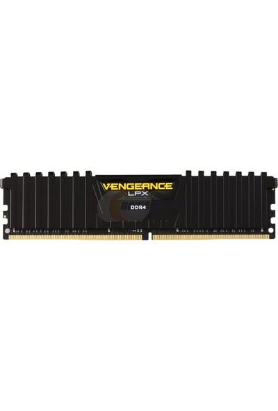 Corsair Vengeance Siyah 8GB 2400MHz DDR4 Ram (BC-CMK8GX4M1A2400C16)