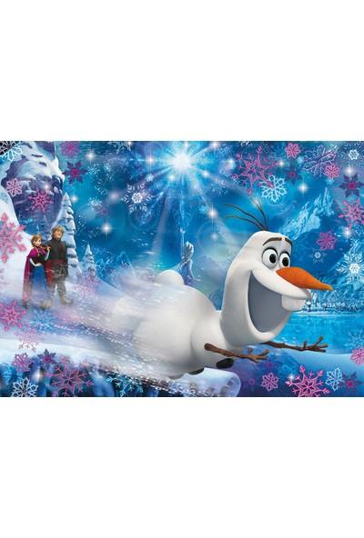 Clementoni 20603 104 Parça- Frozen 3 Boyutlu Puzzle
