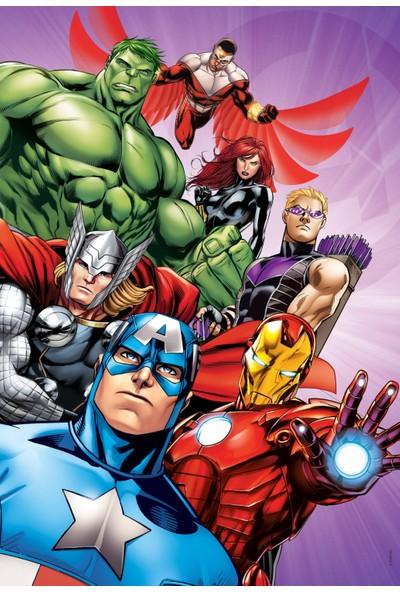 Clementoni 27931 104 Parça Avengers (Yenilmezler) Puzzle